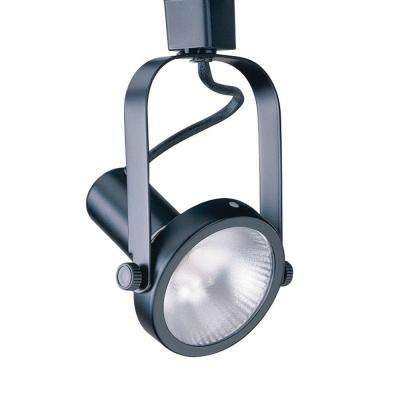 Par 30 Black Gimbal Ring Track Lighting Fixture