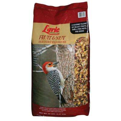 20 lb. Fruit and Nut High Energy Wild Bird Mix