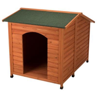 Natura Club Dog House in Brown - Large
