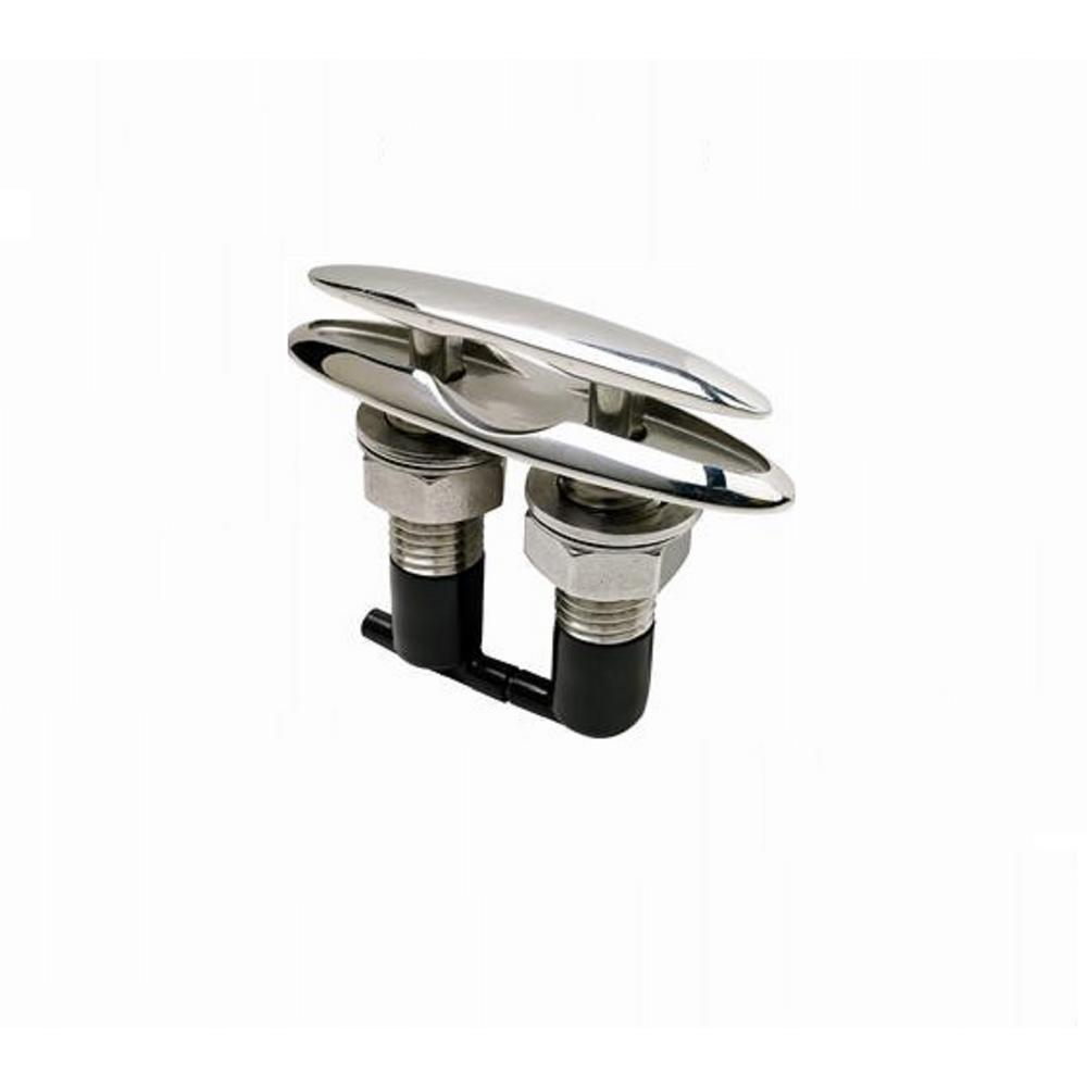 Nautical Hardware 7 Cleats For Home Use: PermaFloat 9-5/8 In. Dock System Dock Cleat-C10