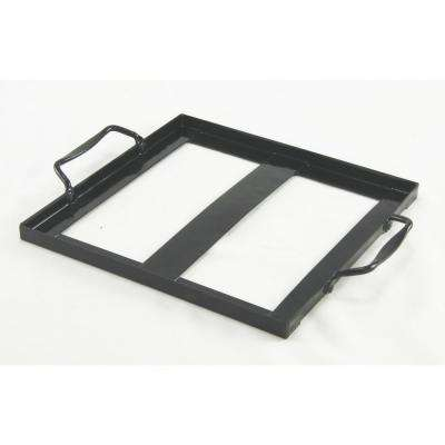8 in. Porcelain Coated Salt Plate Holder