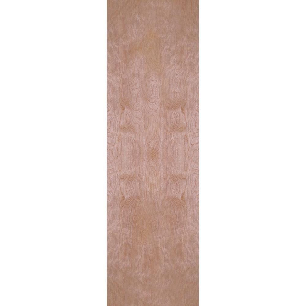 Masonite 24 In X 80 In Smooth Flush Hardwood Hollow Core Birch Veneer Composite Interior Door Slab 16708 The Home Depot