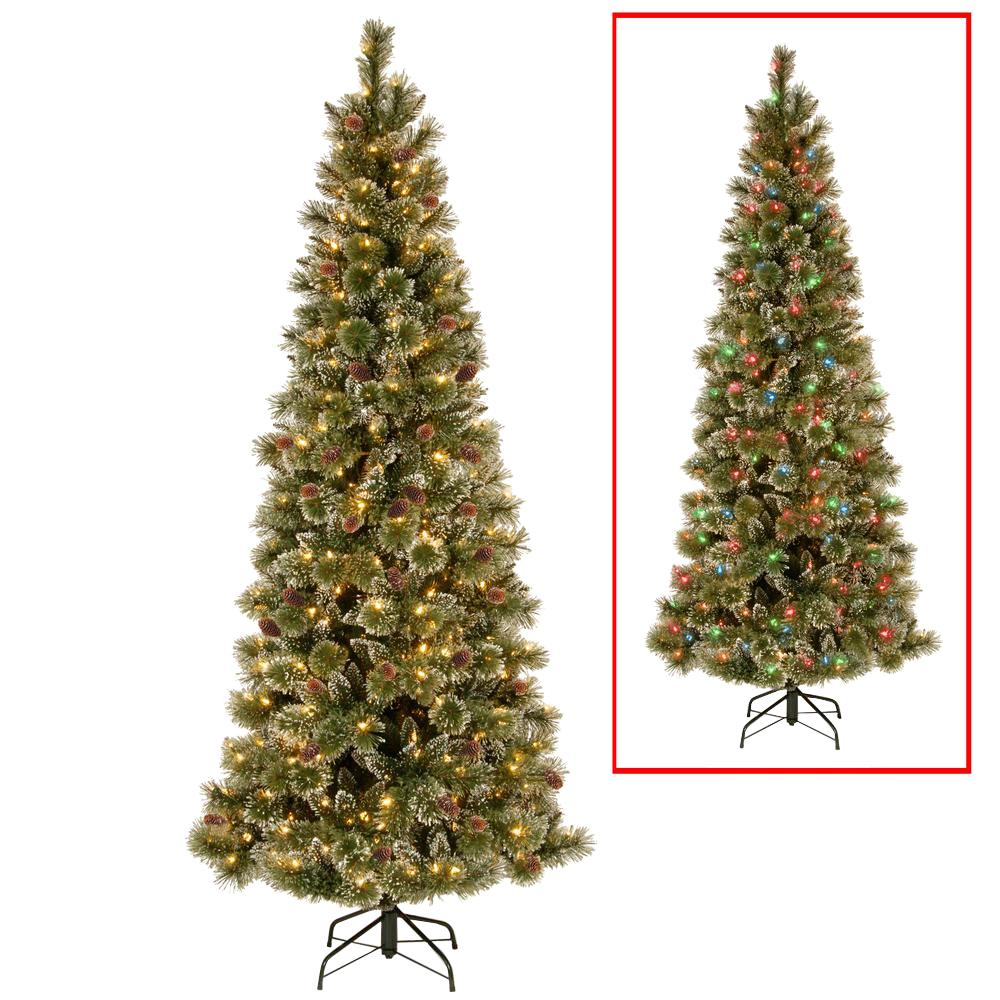 National tree company ft powerconnect glittering pine