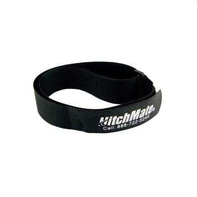 QuickCinch Straps in Black (25-Pack)