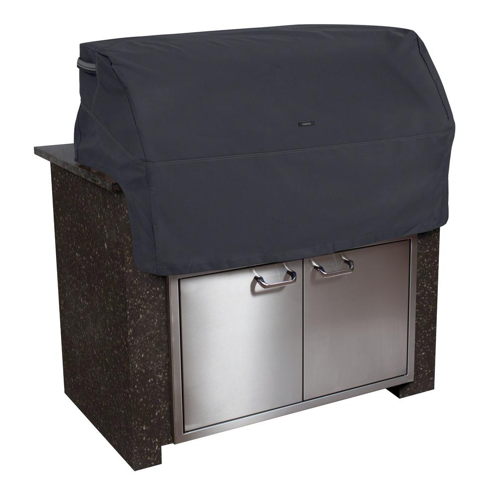 Ravenna Black Large Built-In Grill Top Cover