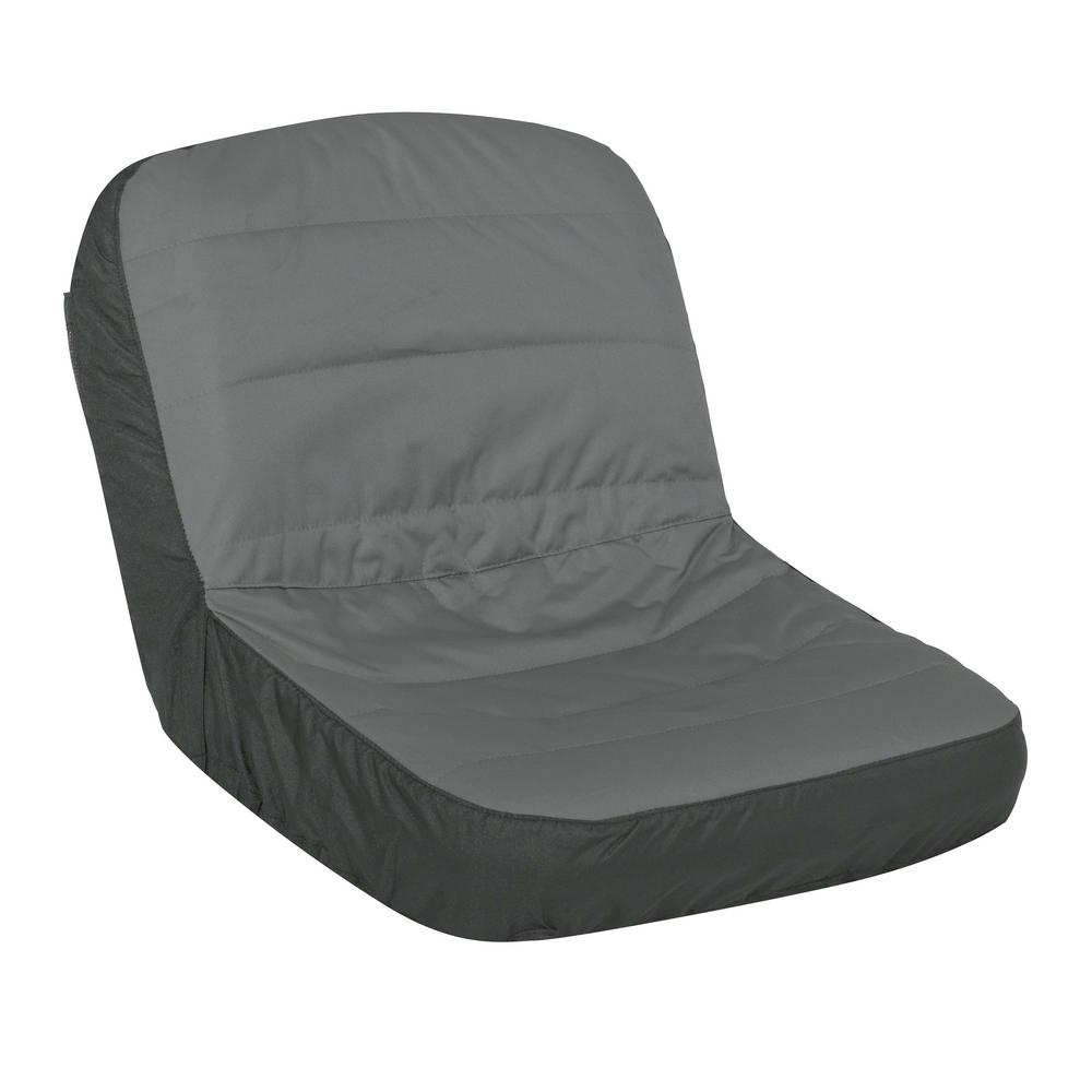 Tractor Seat And Seat Covers : Classic accessories deluxe large lawn tractor seat cover