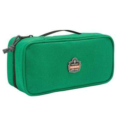 Arsenal 2-Compartment Midsize Small Parts Organizer in Green
