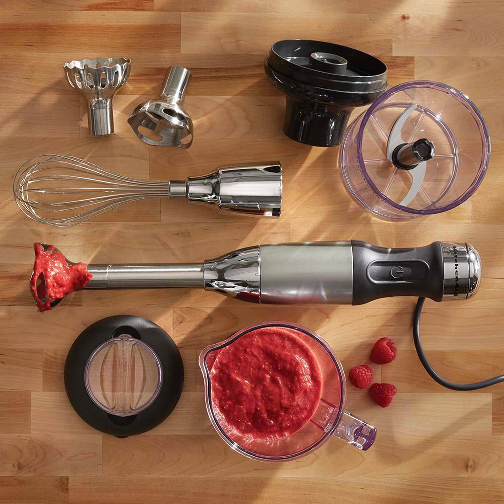 kitchenaid 5 speed immersion blender khb2561cu the home depot