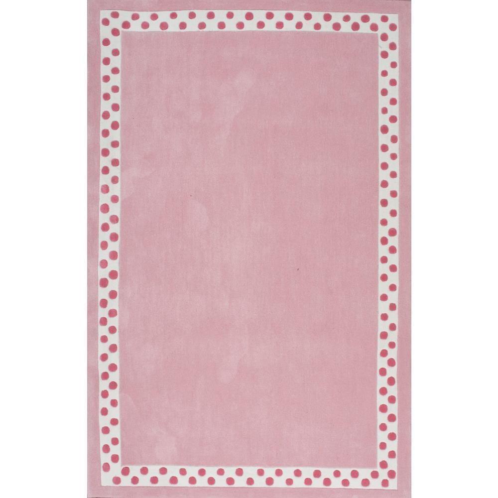 Mauldin Pink 4 ft. x 6 ft. Area Rug