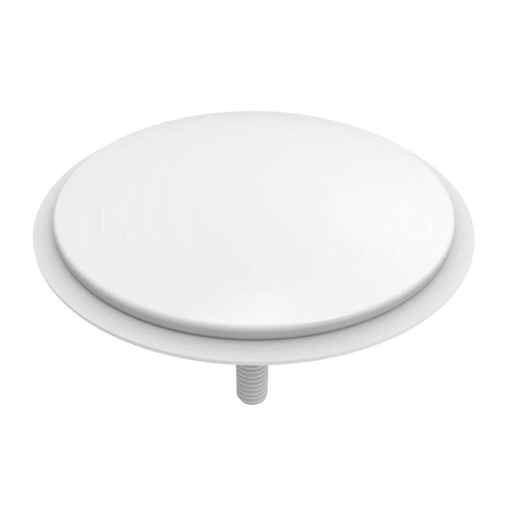 Newport Brass 2 in. Faucet Hole Cover in White