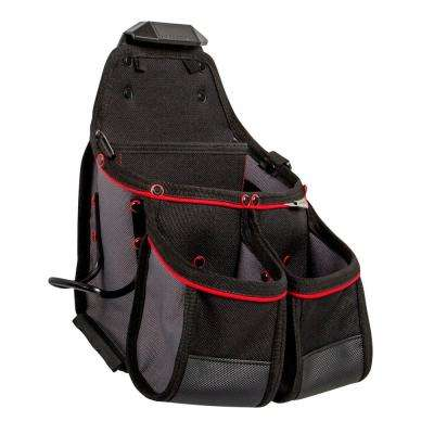 5-Pocket Framer Tool Pouch with Hammer Loop
