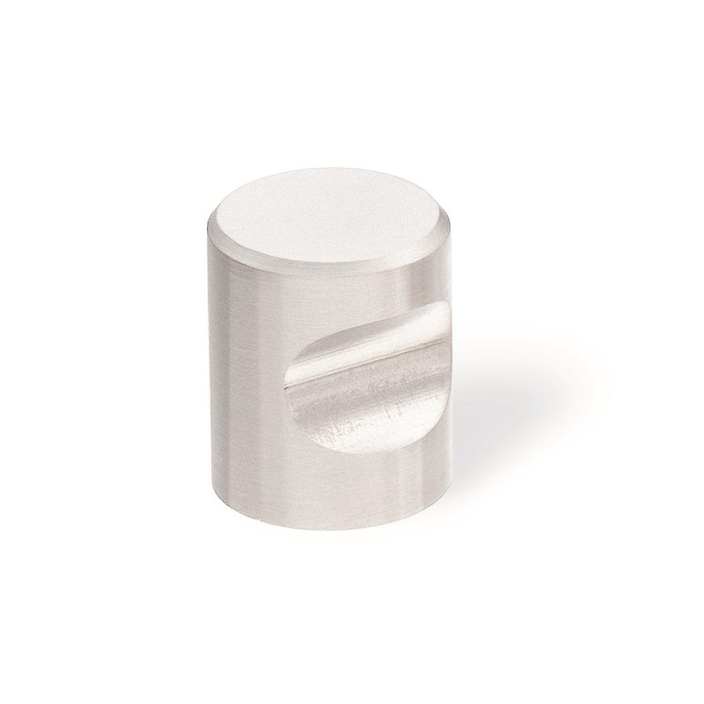 4213 series 1 in. Clear Anodized Cabinet Knob