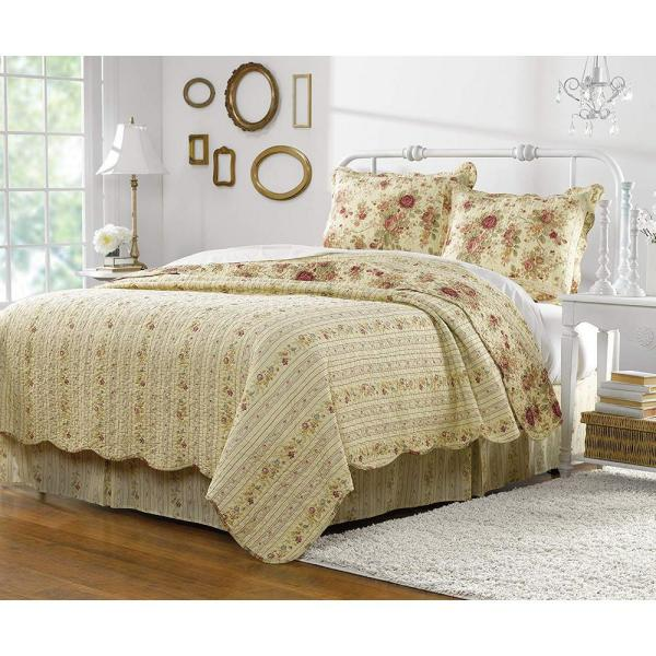 Greenland Home Fashions Antique 3 Piece
