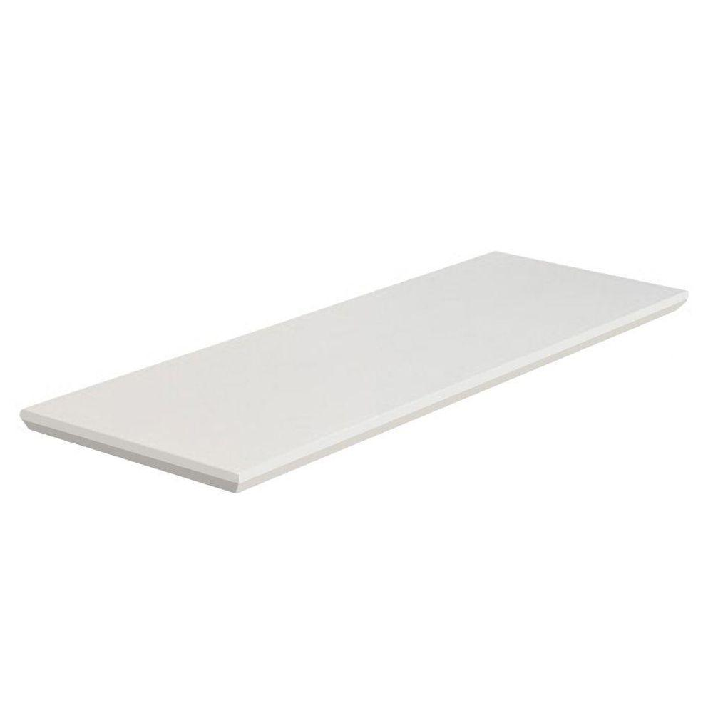 White Mantel Top