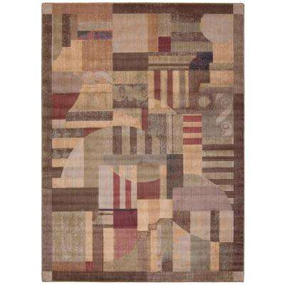 Somerset Multicolor 5 ft. x 7 ft. Area Rug