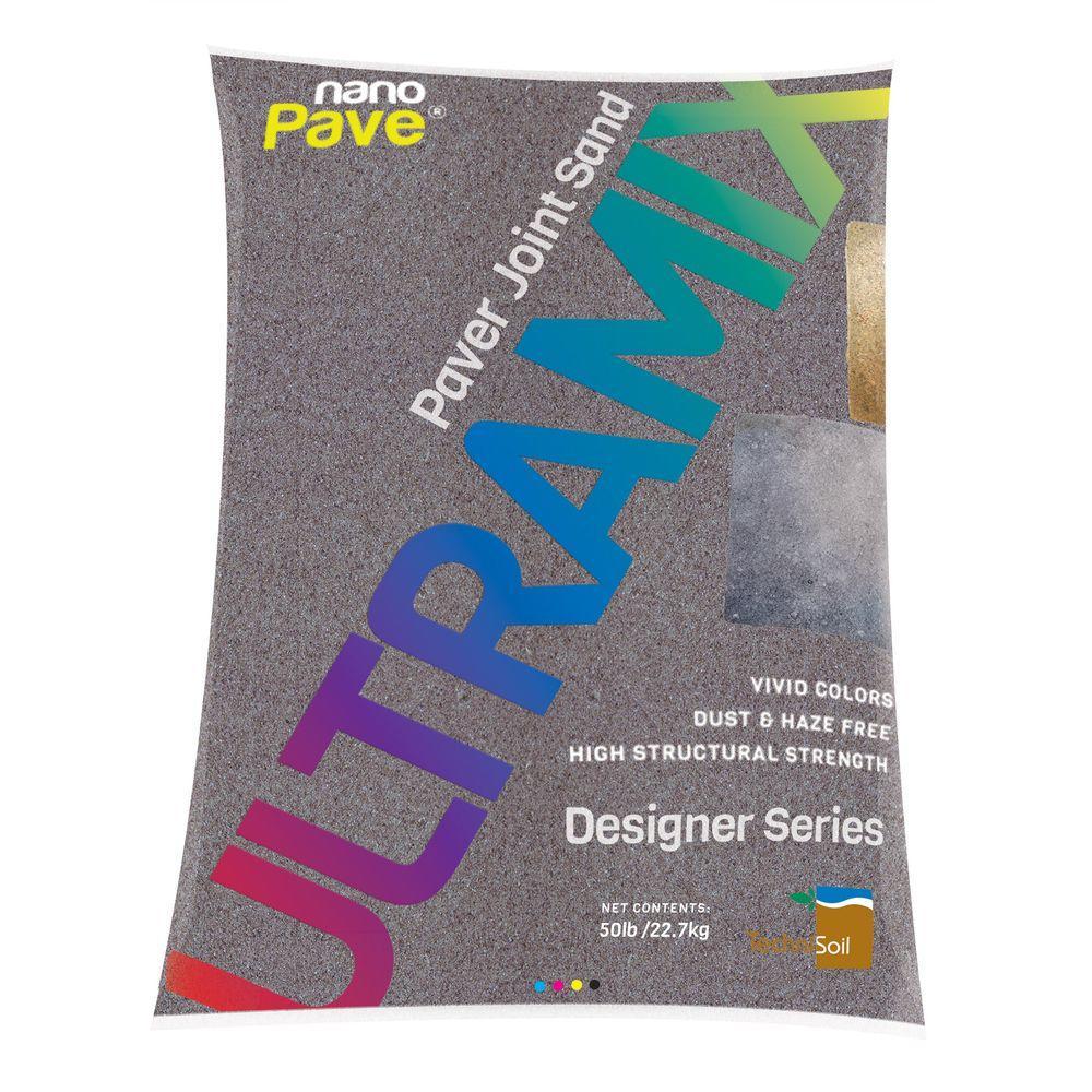 TechniSoil UltraMix Designer Series 50 lb. Camel Plum Blend Paver Joint Sand Bag