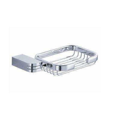 Solido Soap Basket in Chrome