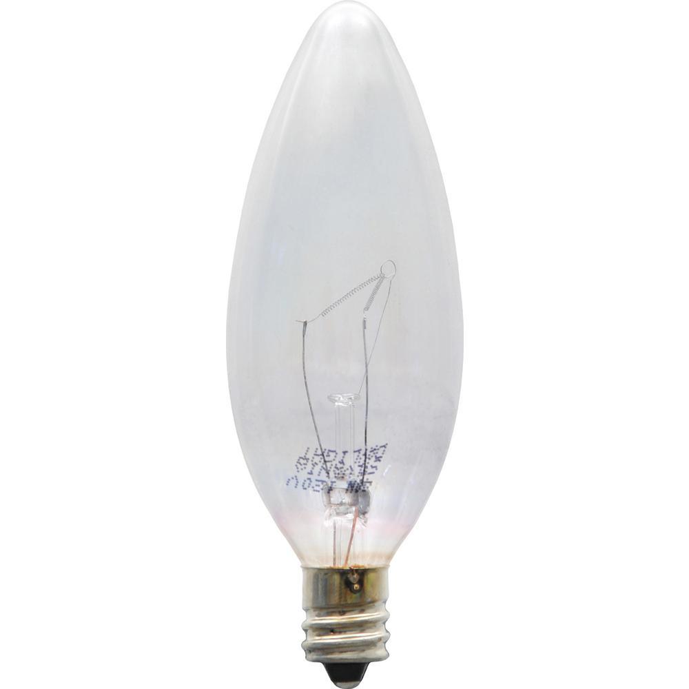Sylvania 60 watt b10 clarity incandescent light bulb 4 pack sylvania 60 watt b10 clarity incandescent light bulb 4 pack arubaitofo Choice Image