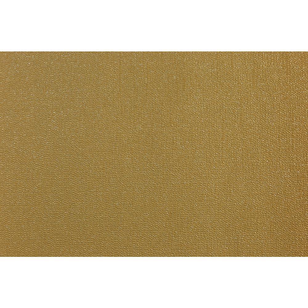 Glitterati Arthouse Plain Gold Unpasted Wallpaper 892107