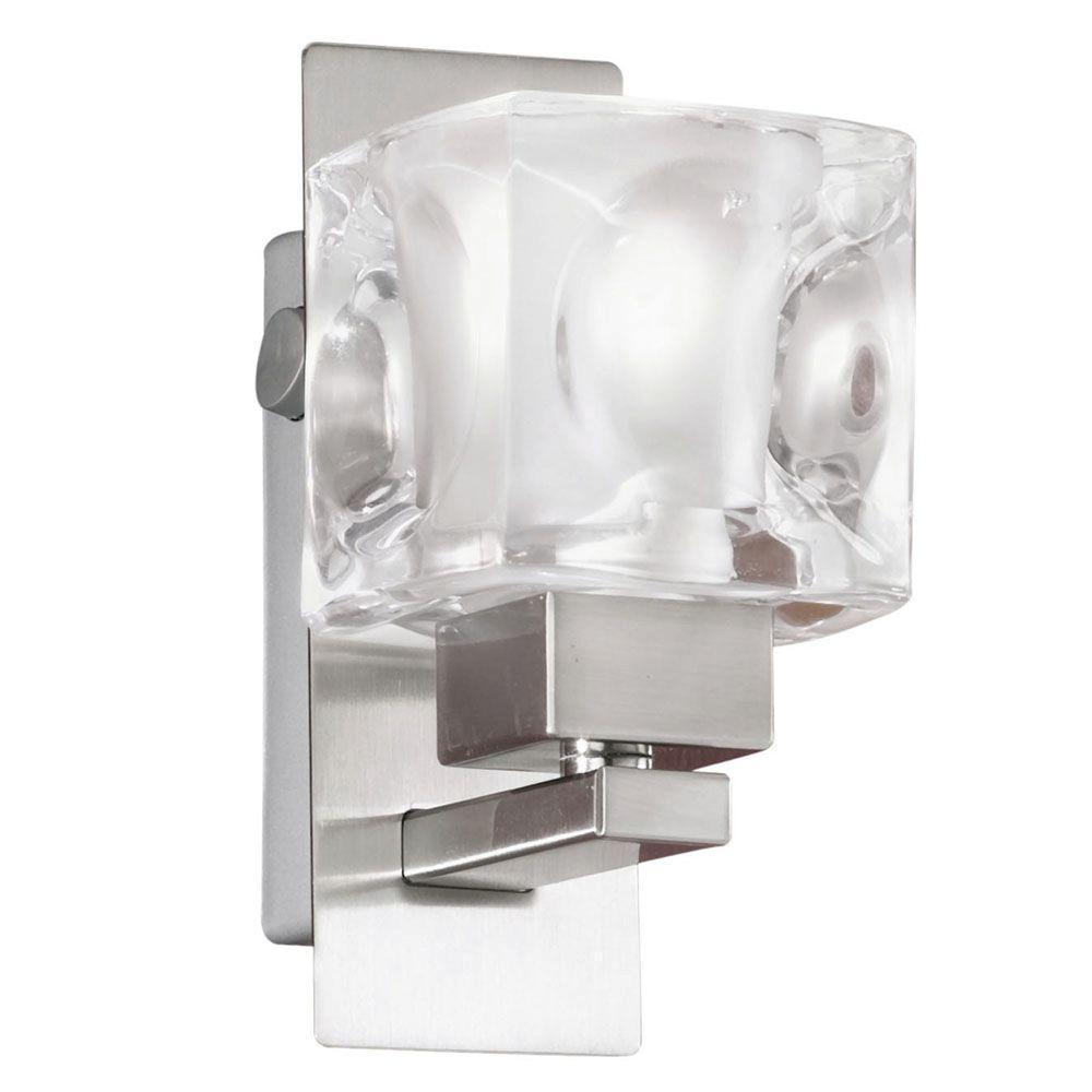 Eglo Tanga 1-Light Matte Nickel Wall Light