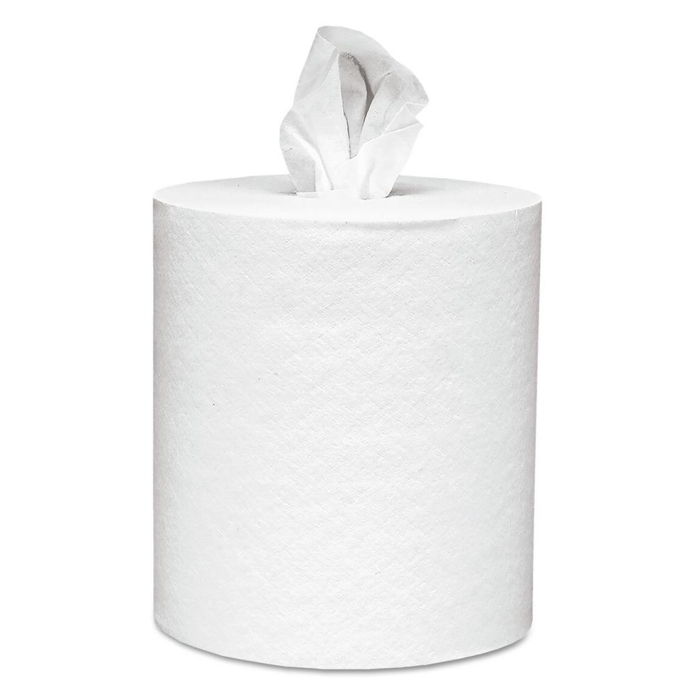 scott center pull paper roll white towels case of 4 kcc01051 the