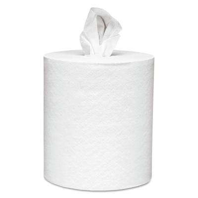 Center-Pull Paper Roll White Towels (Case of 4)