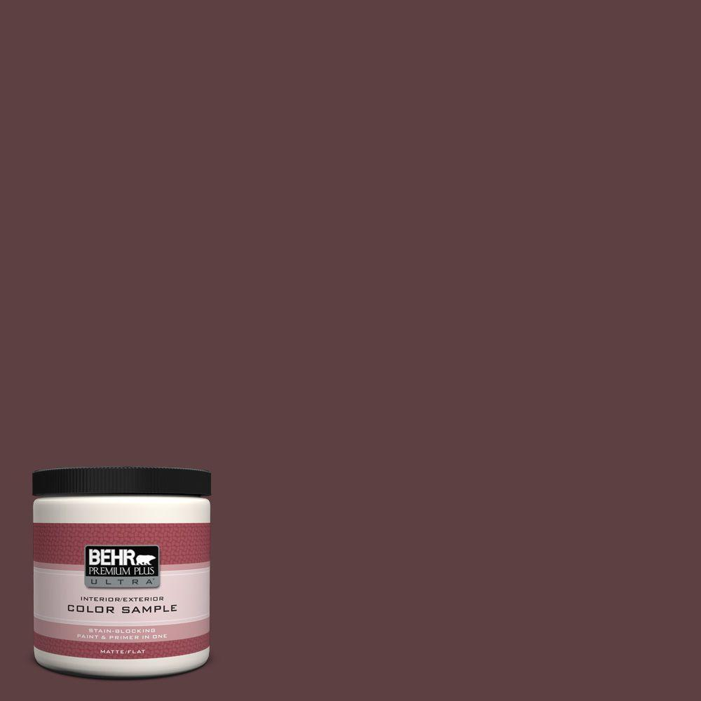 8 oz. #140F-7 Embarcadero Matte Interior/Exterior Paint and Primer in One