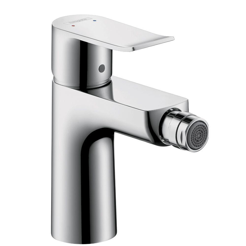 Hansgrohe Metris E 1-Handle Bidet Faucet in Chrome-31280001 - The ...