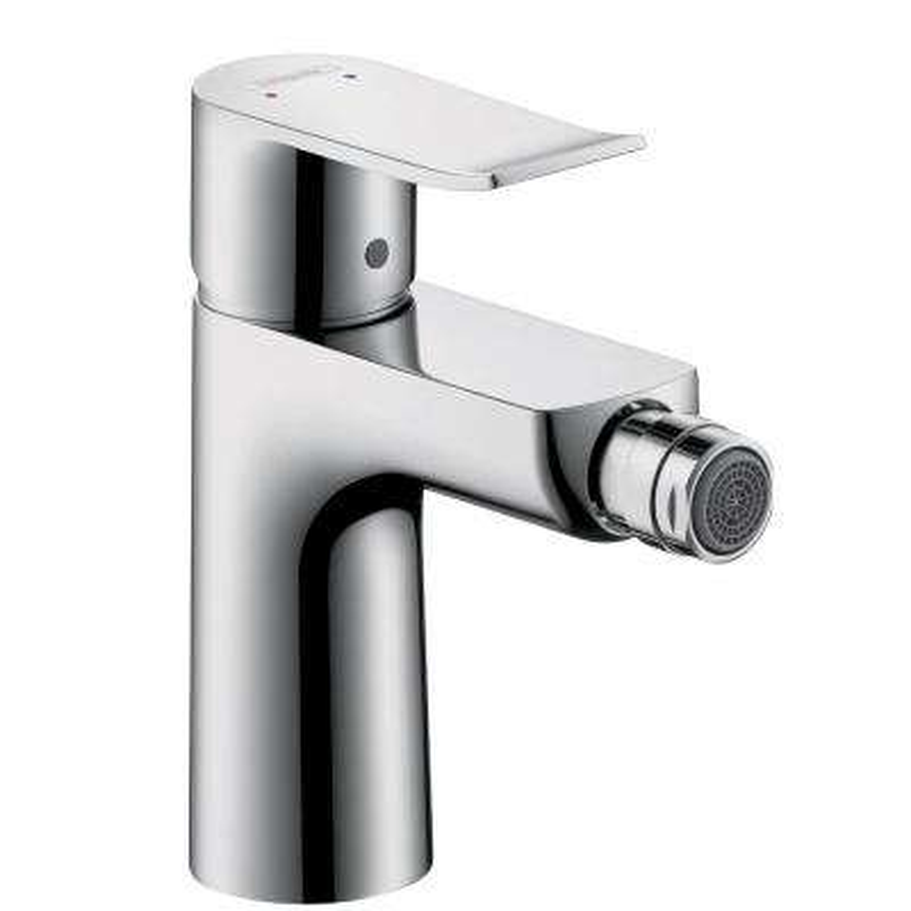 Metris E 1-Handle Bidet Faucet in Chrome