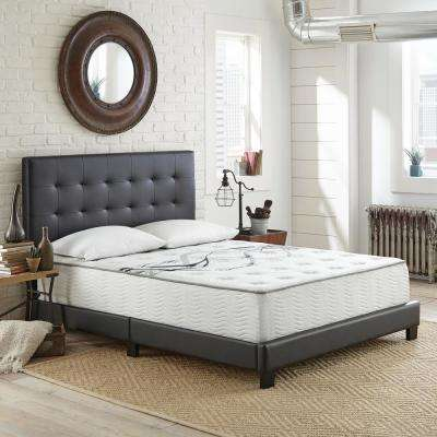 Luxury 13 in. King Hybrid Innerspring Plush Top Mattress