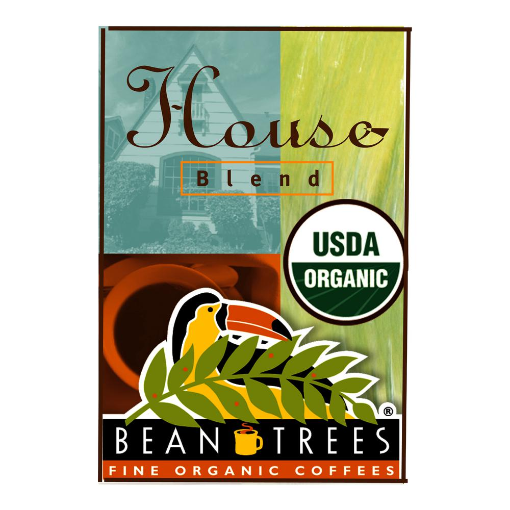 12 oz. House Blend Coffee Whole Beans (3-Bags)