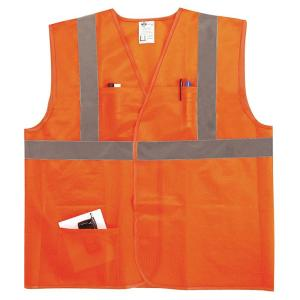 Safety Flag 2X/3X Safety Vest by Safety Flag