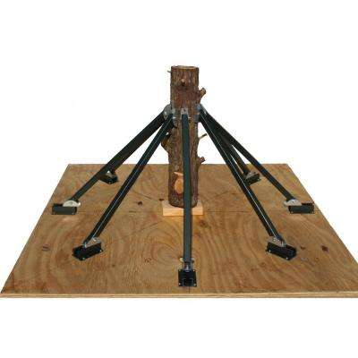 8 Brace Heavy Duty Christmas Tree Stand
