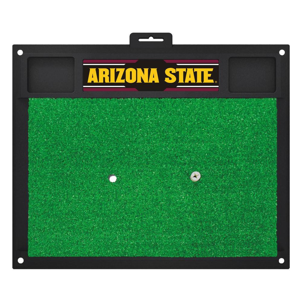 Arizona State University Golf Hitting Mat 20 in.  x 17 in.