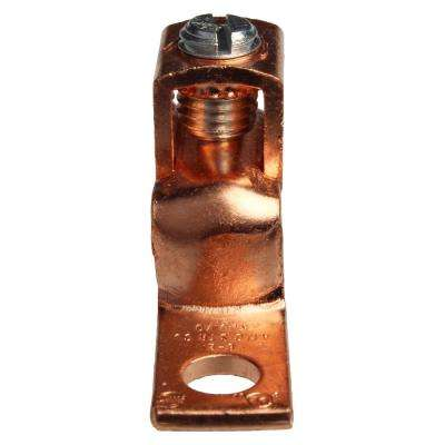 8-2 AWG Copper Mechanical Lug (5-Pack of 2)