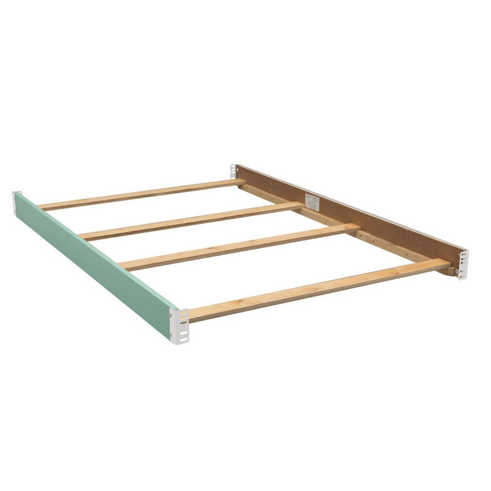 Aqua Full Size Bed Rails