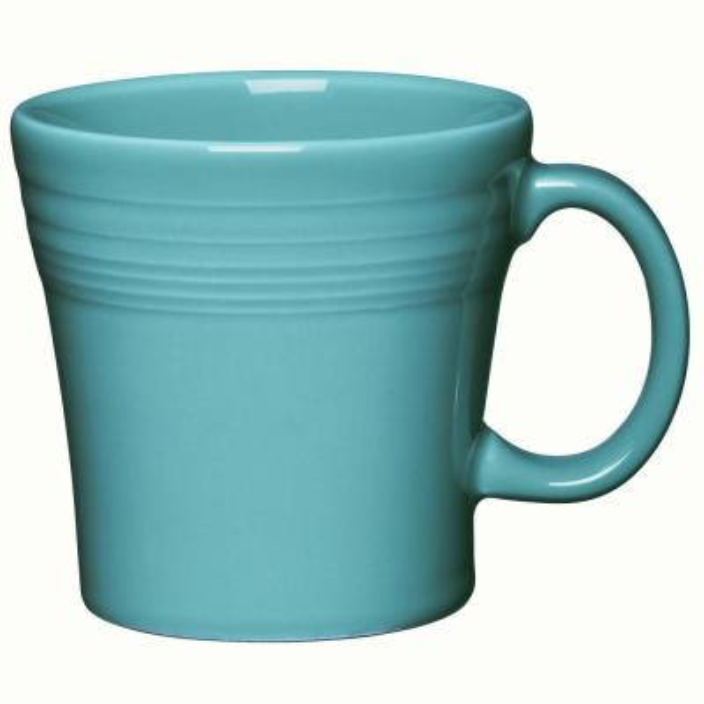 15 oz. Turquoise Tapered Mug