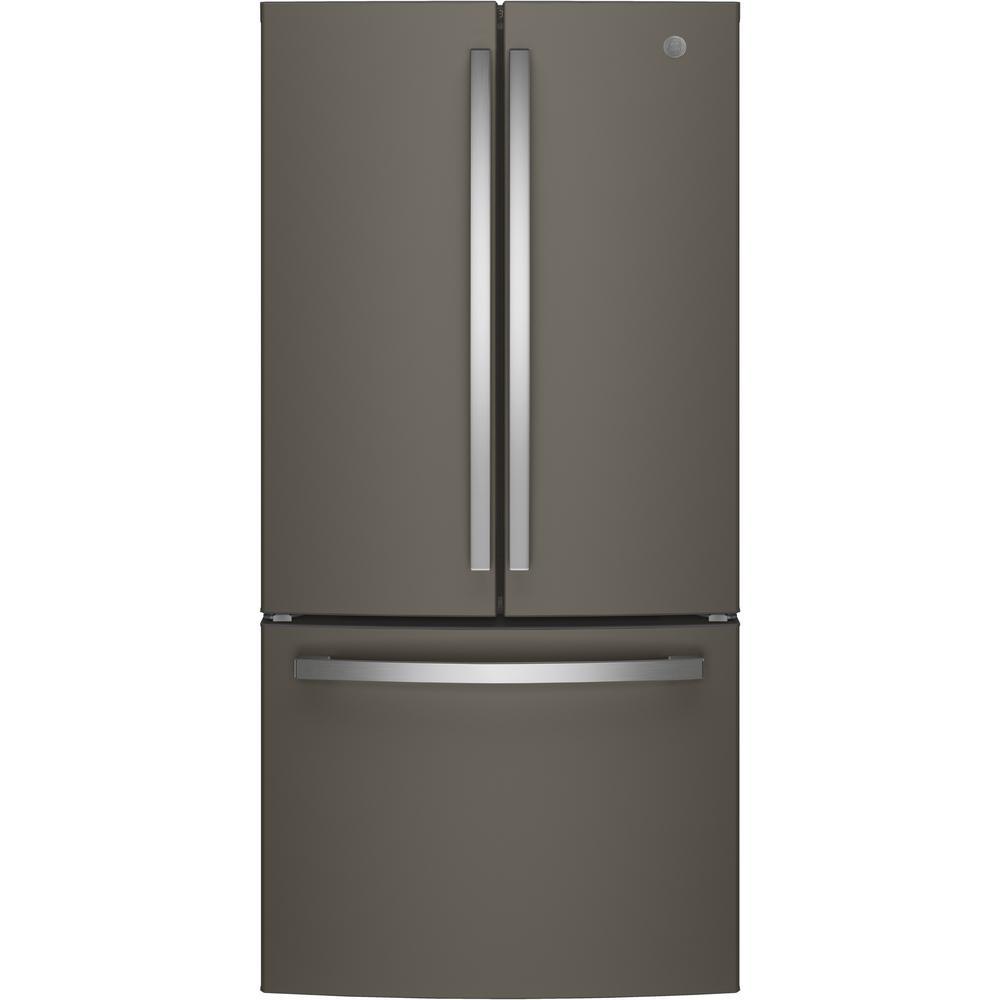24.7 cu. ft. French Door Refrigerator in Slate, Fingerprint Resistant and ENERGY STAR