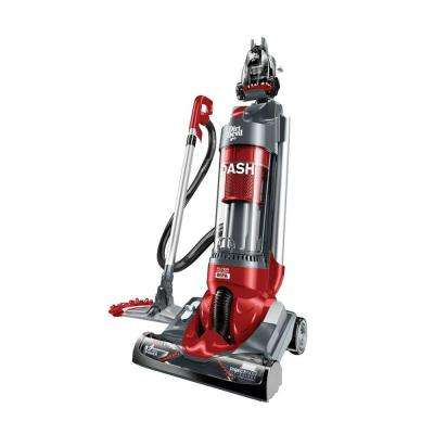 DASH Bagless Upright Vacuum Cleaner with Vac+Dust Floor Tool