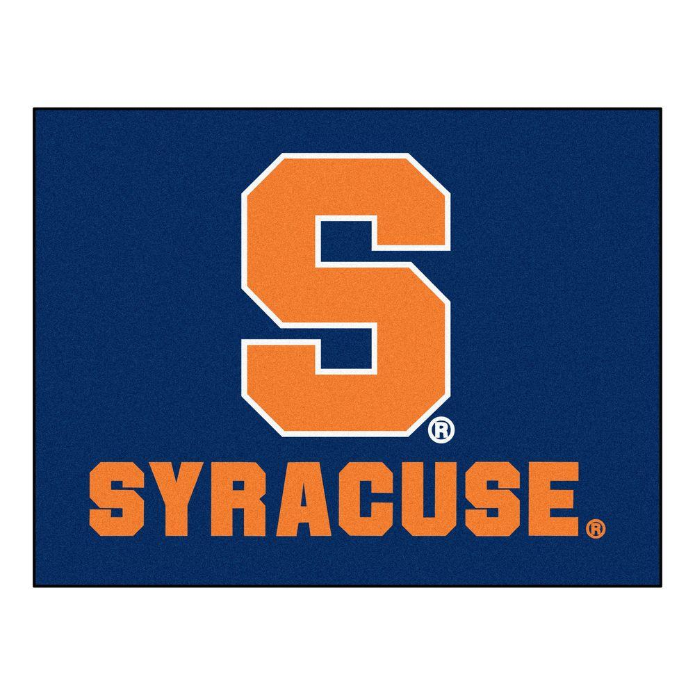 Syracuse University 2 ft. 10 in. x 3 ft. 9 in.