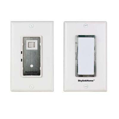 Wireless 3-Way On/Off/Dimmer Kit Easy Installation without Neutral Wire