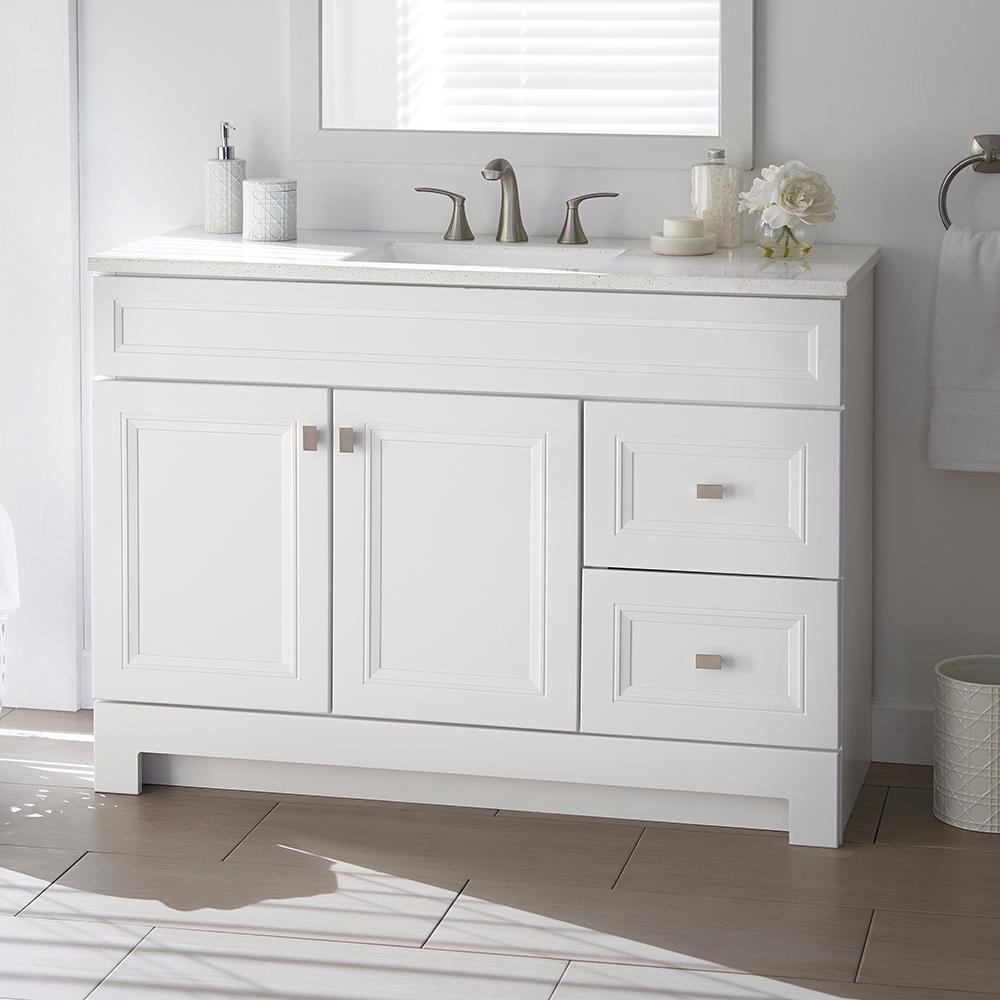 Home Decorators Collection Sedgewood 48-1/2 in. W Bath ...