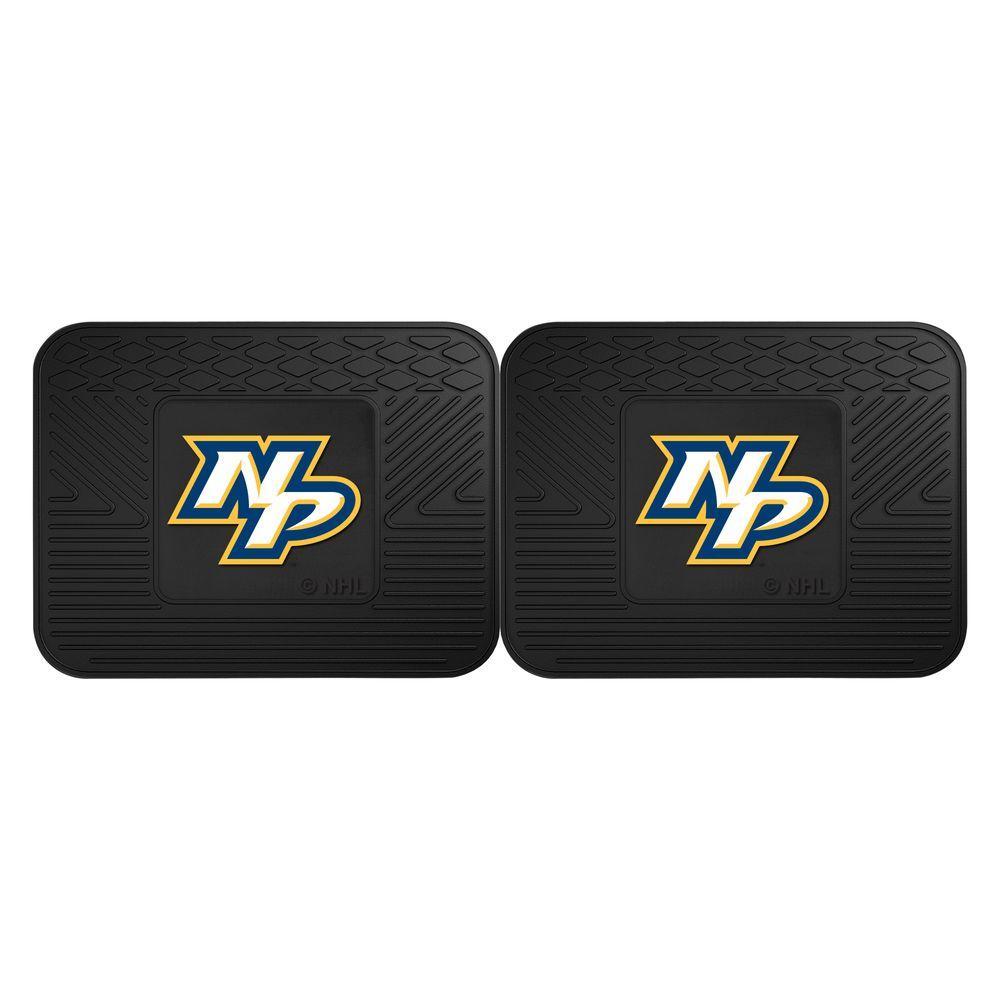 FANMATS NHL Nashville Predators Vinyl Utility Mat