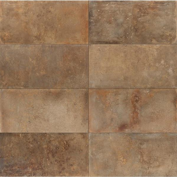Florida Tile Home Collection Mesa Sand 12 In X 24 In Porcelain Floor And Wall Tile 13 62 Sq Ft Case Chdecd0512x24 The Home Depot