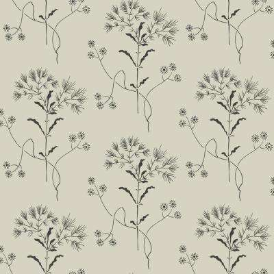 White Paper Magnolia Home By Joanna Gaines Wallpaper Home
