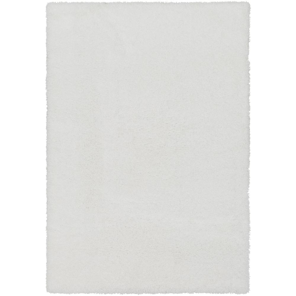 Katja White 2 ft. x 3 ft. Indoor Area Rug