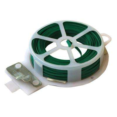 82 ft. Plant Twist Tie with Dispenser (6-Pack)