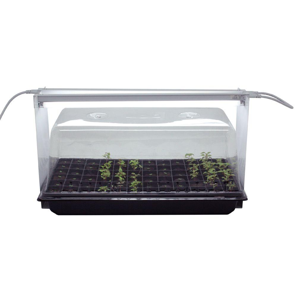 Viagrow 2 ft. Complete Seed Starting and Cloning Grow Light Kit