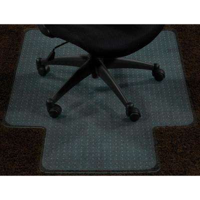 rectangle water resistant carpet chair mats mats the home