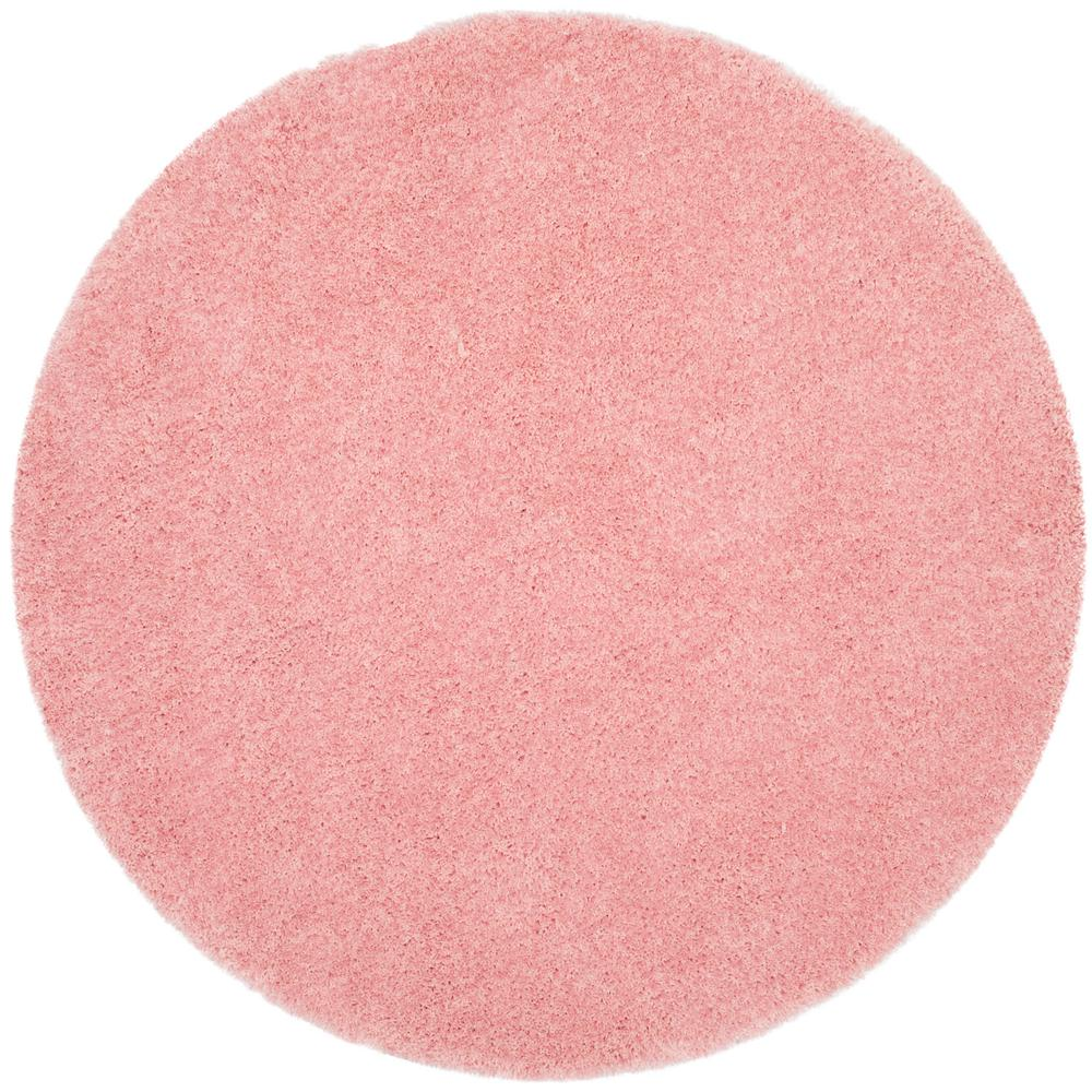 Safavieh Jarrod Pink 5 Ft. X 5 Ft. Round Area Rug-SGTW711M